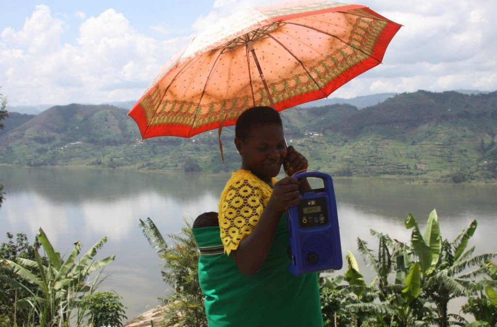 Prime Healing in Rwanda