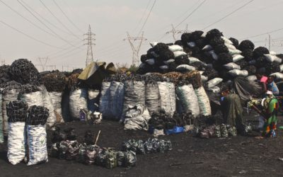Charcoal Children: Danger in Lusaka's Compounds