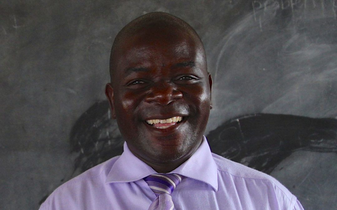 A Teacher who Provides more than Just an Education