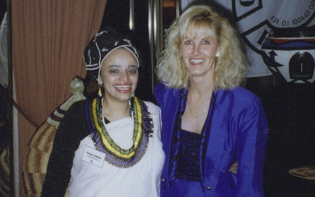 An Unlikely Friendship: Remembering Feroza Adam – Activist and Treasured Friend