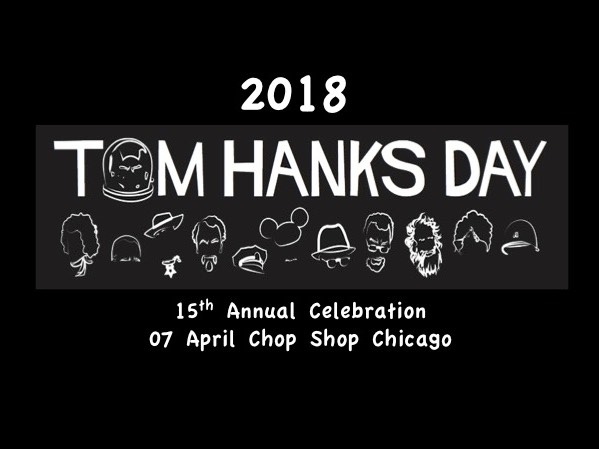 Tom Hanks Day 2018