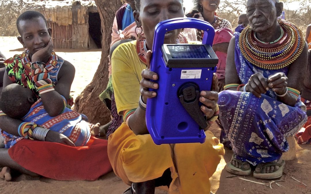 Her Voice: Knowledge Access for Pastoral Women in Kenya