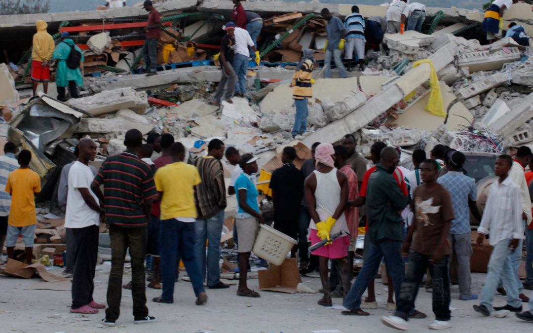 Haiti receives 1,000 radios after the devastating earthquake