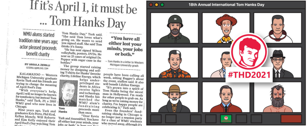 Tom Hanks Day 2021 Highlights