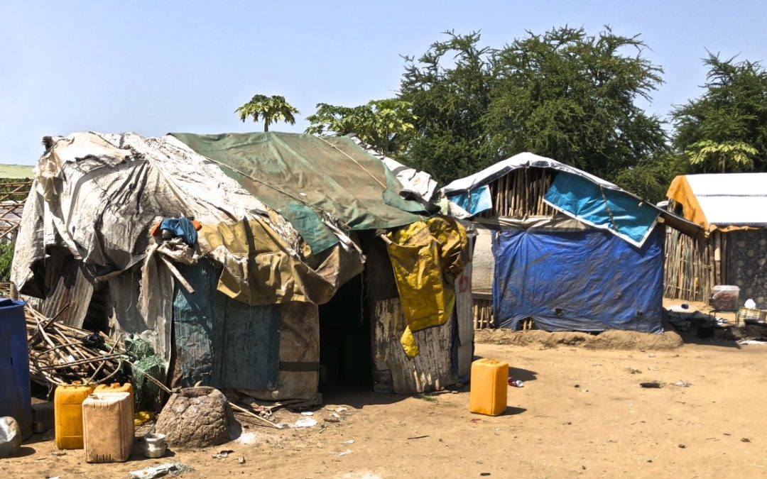 Displaced in South Sudan – A Visit With Dignity