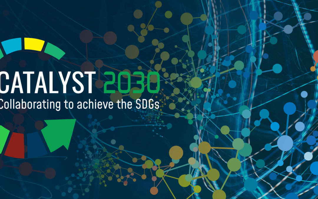Proud Founding Member of Catalyst 2030