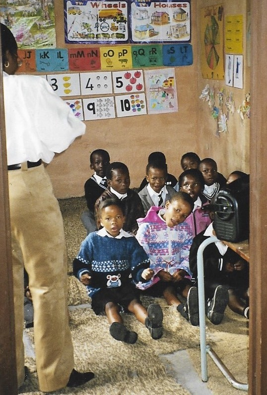 radio for early childhood development learning