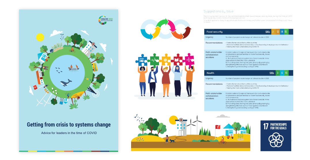 Systems Change Report for Catalyst 2030